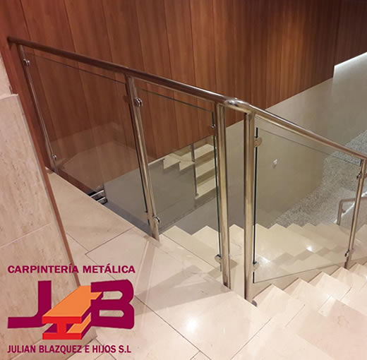 Carpintería Metálica Julián Blázquez. Soria